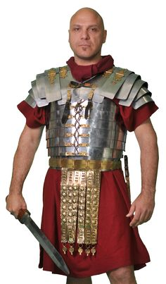 roman_soldier_4_by_gin7gin8-d2yw1cw.png (900×1538)  sc 1 st  Pinterest & Complete Roman Soldier Costume Armour | Costumes | Pinterest | Roman ...