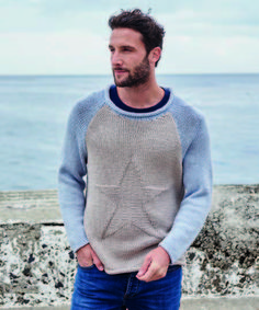 55cd65fce Jumpers in Sirdar No.1 Chunky - 8175 - Downloadable PDF Knitting Pattern  Knitting Supplies