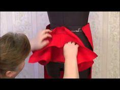 ТОЧНЕЙШИЙ метод построения основы выкройки юбки - YouTube