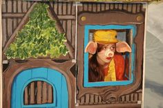 Espectáculo infantil en inglés para la gira de teatro escolar de Haz Teatring y Recursos Educativos