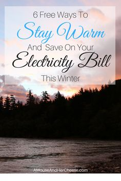 Power is expensive. Discover 6 FREE, tried and true ways to stay warm AND save on your electricity bill this winter! How To Become, How To Get, Electricity Bill, Get Out Of Debt, Home Jobs, Stay Warm, Personal Finance, Saving Money, How To Apply