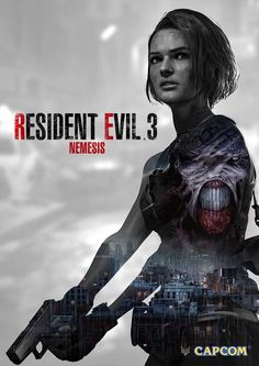 Carlos Resident Evil, Resident Evil 3 Remake, Resident Evil Game, Resident Evil Collection, Valentine Resident Evil, Revelation 3, Jill Valentine, Planet Hollywood, Star Trek Voyager