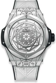 Hublot Big Bang Sang Bleu Titanium White This is a limited edition of 200 pieces. buy this watch here at Exquisite Timepieces, we are Authorized Dealers Hublot Diamond Watch, Hublot Classic Fusion, Titanium Blue, Hublot Watches, Titanium Watches, Limited Edition Watches, Big Bang, Blue Bloods, Jewerly