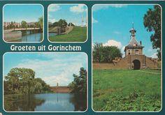 Ansichtkaart - Groeten uit Gorinchem (Copyright van Leer's fotodrukindustrie B.V. Amsterdam tel 020 823223 nr. 486) | by Barry van Baalen
