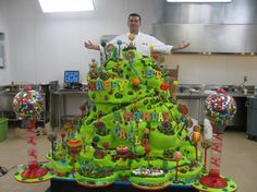 Cake boss kids birthday cake