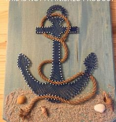 Anchor String Art Kit                                                                                                                                                                                 More