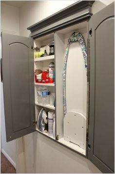 10 Practical DIY Projects for Laundry Room Organization 9