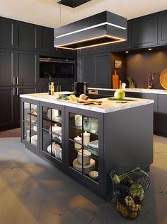 73 best sch ller kitchens images kitchens dark kitchens german rh pinterest com