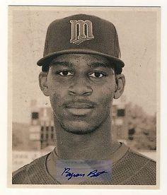 #SportsCards Byron Buxton 2013 Bowman Baseball Jumbo Oversized 1948 Auto Autograph Card 18/20 #Collectible #Gifts