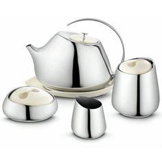 Georg Jensen Helena Tea Set