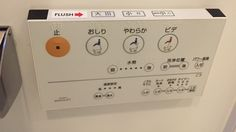 High end Toilet from Japan