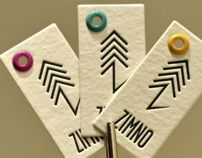 Clothing labels.