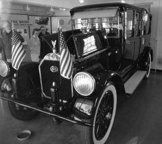 President Woodrow Wilson's Official Car