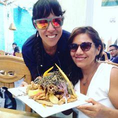 Muy felices con la comida peruana / So happy with the Peruvian cuisine  www.placeok.com http://ift.tt/1YRu3r8  #placeok #travellers #travelbloggers #travelblog #travelinspector #travel #awesome #cute #picoftheday #happy #bestoftheday #igers #amazing #followme  #repost #instagood #bucketlist #wanderlust #viajeros #solotravel #laposadadelpez #peru #food #foodporn #foodies #friends