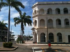 Another beautiful building in Townsville