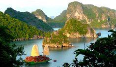 La nourriture délicieuse et des gens sympathiques font Vietnam l'un des pays les plus gratifiants à visiter dans la région. Quoi que vous choisissiez de faire ou de voir au Vietnam, vous êtes sûr d'être captivé par ce merveilleux #VoyageAuVietnam.