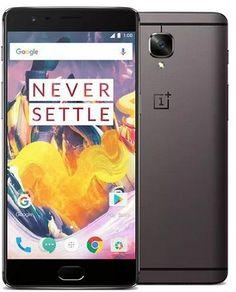 #OnePlus #3T Dual Sim – 128GB, 6GB RAM, 4G LTE, Gunmetal  Price: 1999 AED  #mydubai #dubaishopping