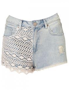 #shorts #topshop tejanos #mdmujer