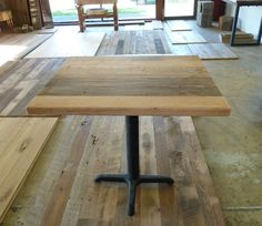 Reclaimed Wood Table Tops | Dining Tables | Restaurant Furniture | CA | Reclaimed & Recycled Wood | Black's Farmwood | Reclaimed Wood Flooring | Reclaimed Wood Tables & Furniture| Wood Beams | Barn Siding | San Francisco | California