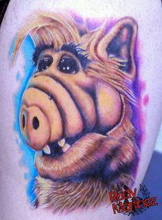 Its Alf :)