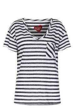 bloom Leinenshirt mit Streifen bei myClassico - Premium Fashion Online Shop