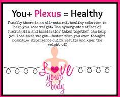 I ❤️ Plexus! www.stephaniesplexusslim.com