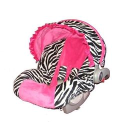 Baby Car Seat Cover Girl car seat cover Infant Car Seat by isewjo, $74.00 animal-print-baby-stuff-etsy