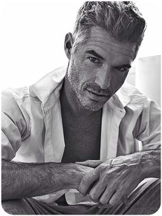 Eric Rutherford, model