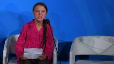 Greta Thunberg: el desafiante discurso de la adolescente sueca ante los líderes mundiales en la cumbre del clima de la ONU - BBC News Mundo