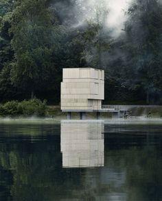 AFGH Architects: Finish Tower Rotsee - Thisispaper Magazine