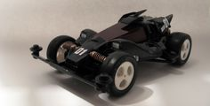 Dash 01 Super Emperor restored and restyled by Aran | Mini 4WD | #Mini4WD | #Tamiya