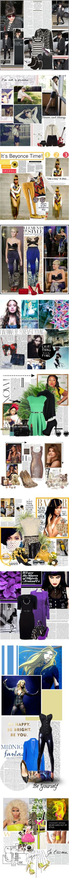 """""""The 11 Top Pop Music Moments of 2012!"""" by polyvore-editorial ❤ liked on Polyvore"""