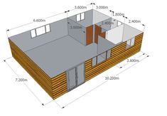 Custom Designs - Wendy Houses Pretoria and Cape Town 012 670 9068