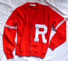 Rydell High Red Lett