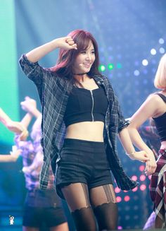 150831 Yuri SNSD Tencent K-POP Live Music