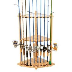 Fishing Rods Holders Home