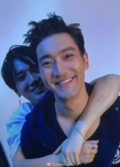 Yesung and Siwon super junior ❤❤