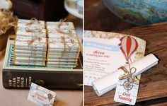 Travel Guest Dessert Feature | Amy Atlas Events