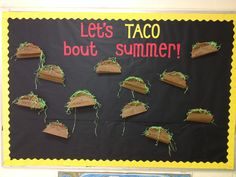 End Of The Year Bulletin Boards and Classroom Ideas College Bulletin Boards, Summer Bulletin Boards, Birthday Bulletin Boards, Preschool Bulletin Boards, Birthday Board, Summer Bulliten Board Ideas, Art Birthday, End Of School Year, School Meal