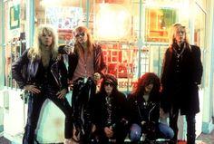 GNR Steven Adler Axl Rose Izzy Stradlin Slash Duff McKagan