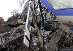 Beeld: treinramp in Beieren