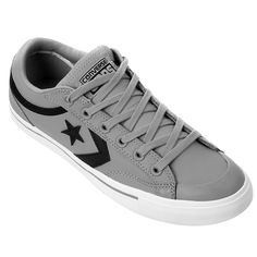 035138faee8 Calzado Converse Pro Blaze - Netshoes Converse, Tennis, Over Knee Socks,  Converse Shoes