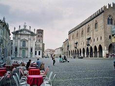 Mantova Street View, Bella, Places, Squares, Tourism, Italia, Culture, Scenery, Art