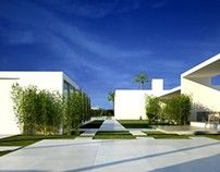 The Lake House - Landscape Architecture