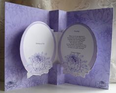 Pop Out Card By Sheila Weaver - Joanna Sheen