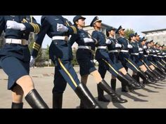 Kazakhstan Flexes Military Muscle with Biggest Ever Military Parade for 'Red Army Day' - YouTube