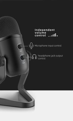 Microphone For Recording, Gaming Microphone, Game Streaming, Gaming Accessories, Stereo Headphones, Delena, Led, Xbox