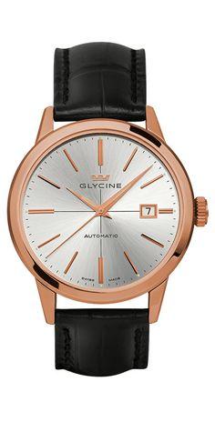 Великолепие часов от компании Glycine