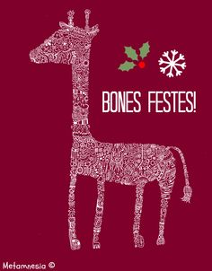 Creació de Metamnesia: postal de Nadal