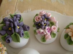 inspiration fondant flowers